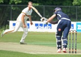 Untidy bowling by Fletcher