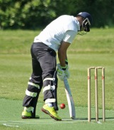 Bukhari digs out a yorker