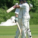 Congratulations for Dunlop at his fifty