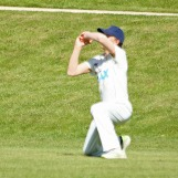 Street takes a good catch to dismiss Bukhari
