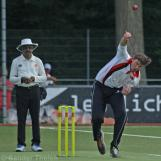 Wessel Coster bowling