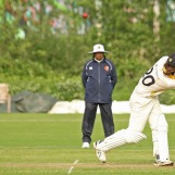 A well-timed scoop shot by Hilditch