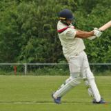 Sikander scores another boundary