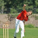 Devin Botha bowling