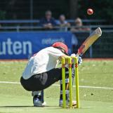 Pollard gets tested by Westdijk