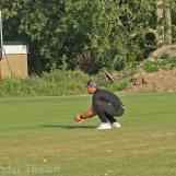 Jaron Morgan takes the catch