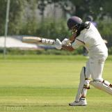 Singh hits through midwicket