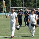 Rehmet Zulfiqar scored 188 runs from 156 balls with 11 fours and 16 sixes