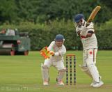 Upadhaya edges Ter Braak to slip...
