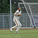 ...but Bobbie Hanif's catch ends the game