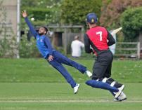Singh dives in vain