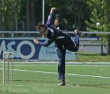 Thijs van Schelven doing the Flamingo