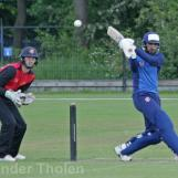 Nadeem punishes the short one