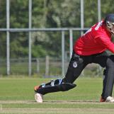 Joost-Martijn Snoep plays well forward
