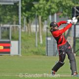 Six over the top for Schoonheim