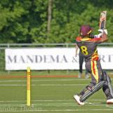 Arief Hoseinbaks swings and misses