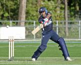 Diwan steers the ball through gully