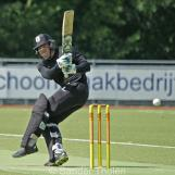 Zac Elkin nearly loses his leg stump