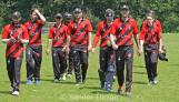The VOC boys must have been nackered after 50 overs in blazing sunshine (