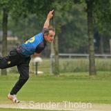 Peter Borren bowling