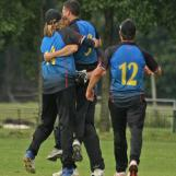 De Grooth is gone and the VRA-players celebrate