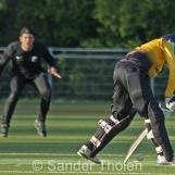 Shankar digs out a yorker