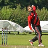 Pieter Seelaar bowling