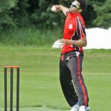 Saqib Zulfiqar bowling leggies
