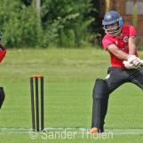Maninder Singh cuts square