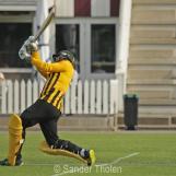 Ali Ahmed scores
