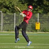 Joost-Martijn Snoep hooks a high one