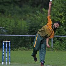 Usman bowling 'on radar'