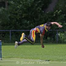 Wahid Masoud airborne
